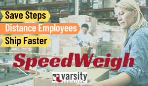 Save steps with SpeedWeigh graphic